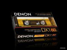 High Quality -  DENON DX1
