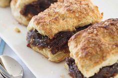 Date-filled scones