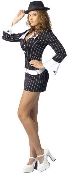 11 Best Gangster costumes images   Costumes, Mafia costume, Bonnie ... 690d1808a1