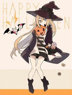 Rachel Gardner - Satsuriku no Tenshi - Wallpaper - Zerochan Anime Image Board Anime Halloween, Happy Halloween, Anime Angel, Angel Of Death, Chica Anime Manga, Anime Art, Demon Wolf, Anime Group, Satsuriku No Tenshi