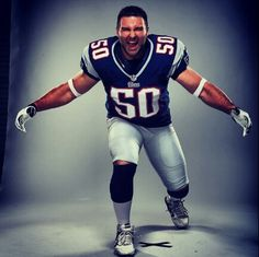 The beast in the defense: Rob Ninkovich #50!!