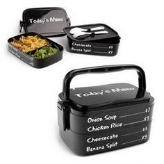 La fiambrera más versátil con capacidad para un menú completo 1 http://www.factoriaderegalos.com/