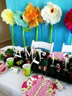 """Photo 5 of 42: Fairy Party / Birthday """"Amelie's 4th Birthday"""" 