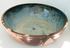 large pottery ceramic bowl - Google Search