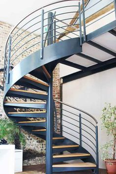 We are a custom fabricator of spiral staircases. We ship our product all over London with models that are excellent for Residential, Commercial, and Industrial use. We also have interior and exterior models suited for each unique setting.