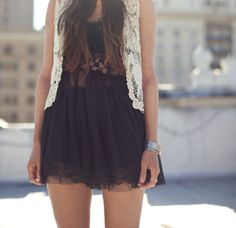 can we please have summer-weather now so i can wear cute dresses like this?? :)