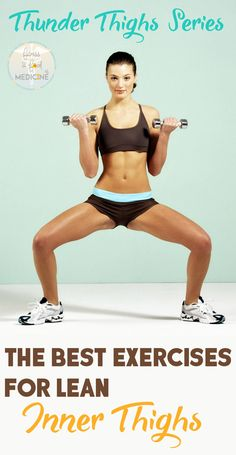 How to tone your inner thighs! Read the entire series to find out the cause of cellulite and how to target your entire legs, quads, hamstrings to build a shapely lower body! @askdeniza
