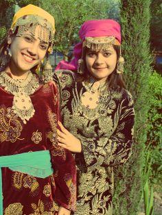 Kashmir attire