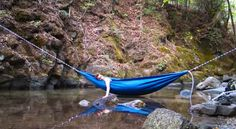 HydroHammock: Portable hot tub is now a reality! -  ##Camping ##Hammocks ##Kickstarter ##Outdoor
