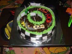 car theme b'day cake