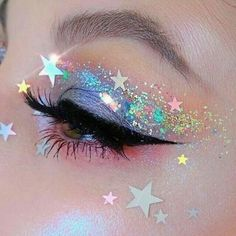 62 Ideas For Makeup Pink Eyeshadow Glitter Make Up Makeup Trends, Makeup Inspo, Makeup Inspiration, Makeup Ideas, Makeup Geek, Makeup Tutorials, Makeup Tips, Makeup Eye Looks, Eye Makeup Art