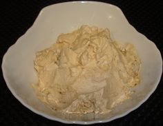 Crema moka (para relleno de tartas)