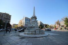 #Greece #Thessaloniki #EthnikisAminis #Yunanistan #Selanik #HamidiyeBulvarı #HamidiyeÇeşmesi