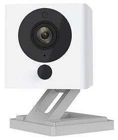Wyze Cam HD Indoor Wireless Smart Home Camera with Night Vision, Audio, Works with Alexa . Works with Alexa: Ask Alexa to show your front door. Wireless Security Cameras, Wireless Camera, Wireless Home Security Systems, Security Cameras For Home, Security Alarm, Security Tips, House Security, Security Products, Video Security