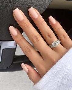Bridal Nails French, French Nails, French Wedding, Wedding Nails For Bride, Wedding Nails Design, Nail Wedding, Wedding Bands, Wedding Art, Wedding Ceremony