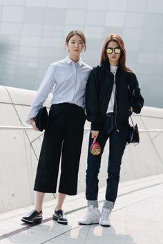 Korea Fashion Week | March 2015 | in asian style | @printedlove