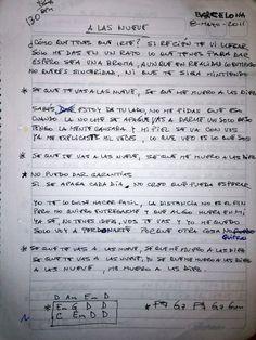"""No Te Va Gustar dio a conocer a través de las redes sociales el primer corte de difusión de """"El calor del pleno invierno"""", su nuevo disco. Se llama """"A las nueve"""" y fue compuesto en mayo del año pasado cuando la banda se encontraba en Barcelona. Funeral, Sheet Music, Around The Worlds, Math, Quotes, Dio, Barcelona, Posters, Love"""