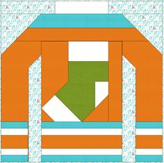 Sew Fresh Quilts: Ugly Christmas Sweaters QAL - Christmas Stocking block #19