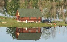 Saskatoon Couple Build Kijiji Cabin - Saskatoon