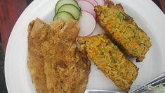 Zöldséges bulgur szelet Meatloaf, Ricotta, Paleo, Vegetarian, Dishes, Food, Bulgur, Tablewares, Essen
