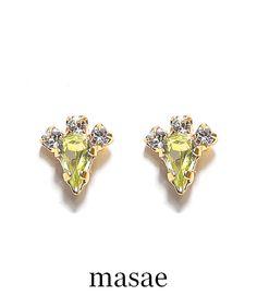 【masae】別注mini bijou pierces #シータ・ミュー Heart Ring, Stud Earrings, Accessories, Jewelry, Jewlery, Jewerly, Stud Earring, Schmuck, Heart Rings