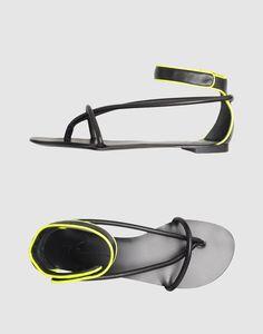 Giuseppe Zanotti for Christopher Kane Sandals  Shop: http://yoox.ly/HKrN0x