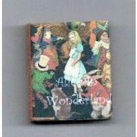 Alice in Wonderland    Dateman Books £7.00 Rushall dollshouses