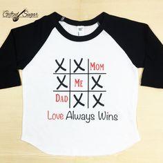 Boy's Valentine's Day Shirt, Valentine, kids valentines shirt, Tic Tac Toe, Valentine's Day Gift, Baby Valentine, Toddler, Child