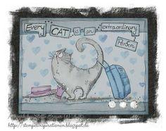 Steffi's Stempel-Inspirationen & more: Every Cat...