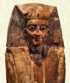 * Nebkheperre Intef's wooden Rishi coffin - was an Egyptian king of the Seventeenth dynasty at Thebes during the Second Intermediate Period, when Egypt was divided by rival dynasties including the Hyksos in Lower Egypt. - *
