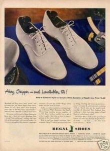 1940's Shoes for Men: History and Buying Guide