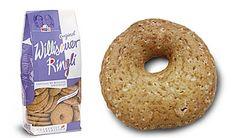 Kleigebäck:Willisauringli Dessert, Bagel, Switzerland, Bread, How To Make, Food, Small Rings, Good Ideas, Recipes