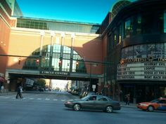 Downtown  Indy!