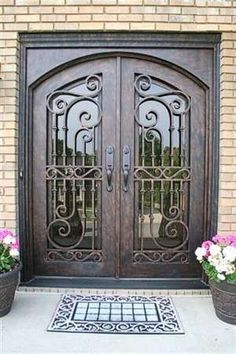Stock doors shipped in 48 hours! www.irondoorsNOW.com Call us Today (877) 325-9855