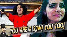 You are a SJW! And YOU are a SJW! AND YOU ARE A SJW! EVERYBODY IS A SJW!...