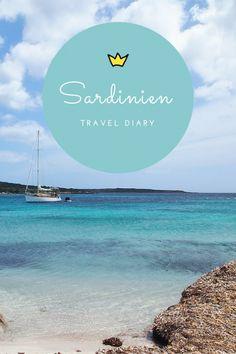 Sardinien, travel diary, www.amigaprincess.com