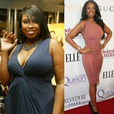 Jennifer Hudson:  My role model...Weight Watchers spokesperson. If she can do it, so can I!! I LOVE WEIGHT WATCHERS!!!!