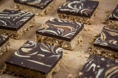 Peanut Butter & Chocolate Squares