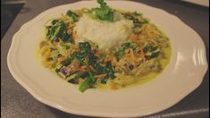 Vegetarian Curry, Terra, Risotto, Rice, Ethnic Recipes, The Hunger, Veg Recipes, Personal Development, Voyage