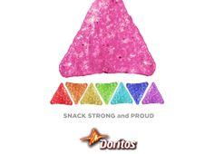 """Doritos lanza una versión """"arcoíris"""" en contra de la homofobia"""