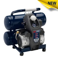 35 best diy home images on pinterest in 2018 air tools home lightweight quiet air compressor 46 gallon twin stack dc040500 fandeluxe Images