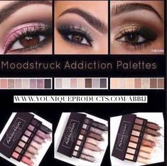I love how user friendly the Addiction Palettes are!! So many beautiful combinations are possible. #younique #shadowpalette   www.youniqueproducts.com/briannefollowell