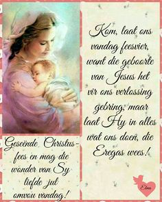Christmas Blessings, Christmas Messages, Christmas Quotes, Christmas Wishes, Christmas And New Year, All Things Christmas, Christmas Time, Xmas, Afrikaans Quotes