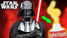 See this  other updates at The Star Wars Daily! HOW and WHAT Darth Vader Ate to SURVIVE (CANON and LEGENDS) - Star Wars Explained