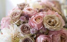 Flower Ideas for Vintage Weddings Vintage Wedding Flowers, Winter Wedding Flowers, White Wedding Bouquets, Flower Bouquet Wedding, Floral Wedding, Vintage Weddings, Bridal Bouquets, Decora Home, Wedding Flower Inspiration