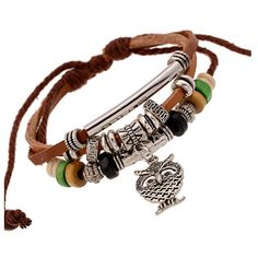 Best price on Handmade Cow Leather Bracelet Jewelry Alloy Charms Wood Beads Bracelets & Bangles    Price: $ 9.80  & FREE Shipping    Your lovely product at one click away:   http://mrowlie.com/handmade-cow-leather-bracelet-jewelry-alloy-charms-wood-beads-bracelets-bangles/    #owl #owlnecklaces #owljewelry #owlwallstickers #owlstickers #owltoys #toys #owlcostumes #owlphone #phonecase #womanclothing #mensclothing #earrings #owlwatches #mrowlie #owlporcelain