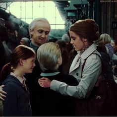 I WILL GO DOWN WITH THIS SHIP Dramione.