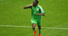 LeadersBrains .... live well, feel good, gist good: Leicester City Sign Nigerian Attacker