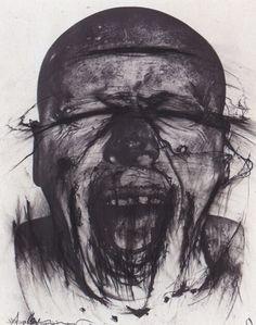 Arnulf Rainer | http://www.tate.org.uk/art/artists/arnulf-rainer-1813