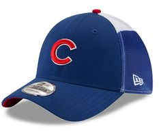 483a58665aa CHICAGO CUBS LOGO WRAPPED 39THIRTY FLEX FIT CAP-KIDS  ChicagoCubs  Cubs   CubsFans
